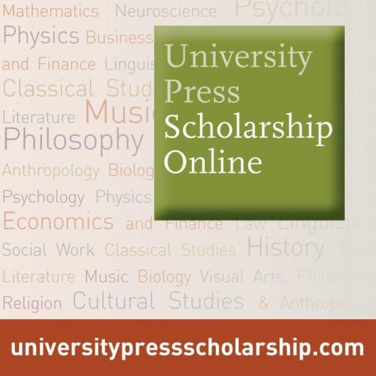 Manchester Scholarship Online