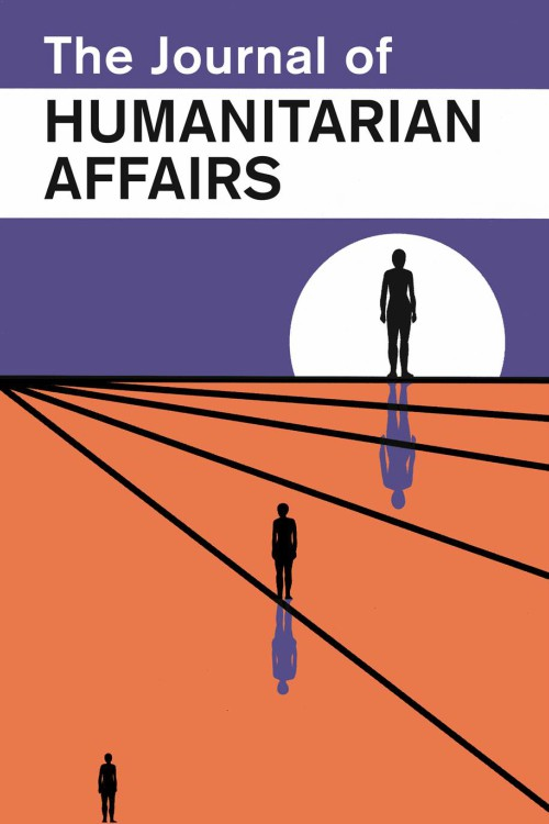 Journal of Humanitarian Affairs