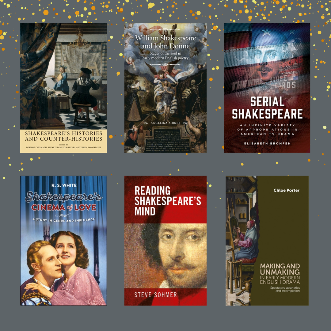 Celebrate William Shakespeare's birthday with MUP